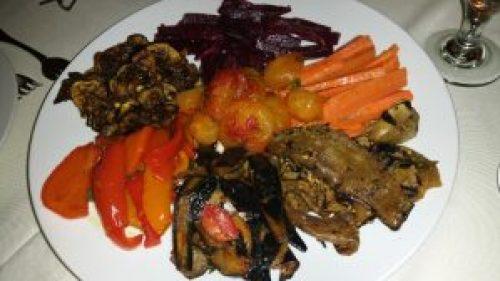Vegetable Antipasto Platter