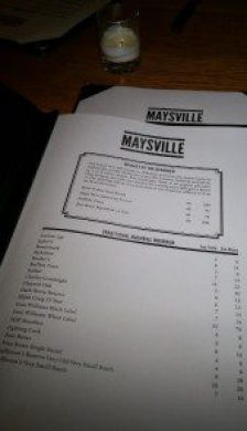 Maysville Food and Bourbon (2)