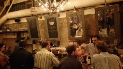 Les Marchands Wine Bar & Merchant