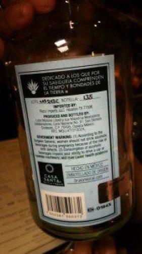 Bruxo Bottle