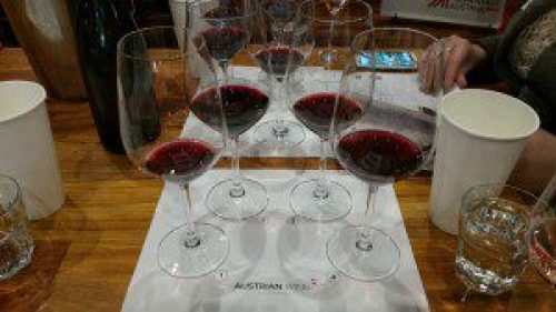 Austrian Red Wines