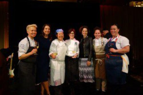 Beauties and Their Beasts - Elizabeth Faulkner, Anita Lo, Jenn Louis, Stephanie Izard, Liza Shaw