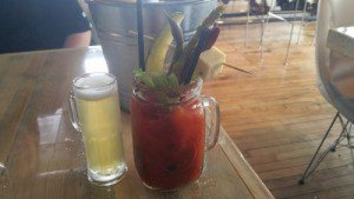 Black Sheep Bloody Mary