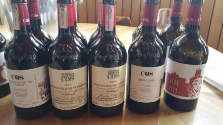 COS Winery