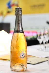 Champagne Baron de Rothschild Rose MV (Photo by eugeneshoots)