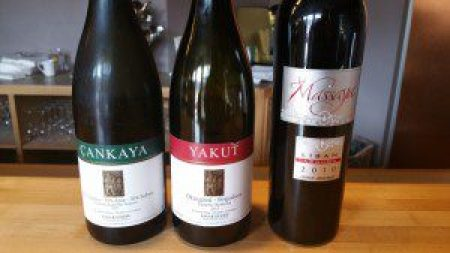 Turkish and Lebanese Wines
