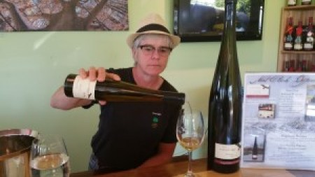 Red Tail Ridge Owner and Winemaker Nancy Irelan