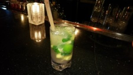The Abbey Manhandled Mango Mojito