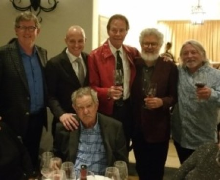 Rob Jensen (Testarossa), Greg Brewer (Brewer-Clifton), Larry Hyde (Hyde Vineyard), Josh Jensen (Calera), Adam Tolmach (Ojai Vineyard), Terry Culton (Terry Culton Wine) (1)