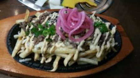 Beef Poutine