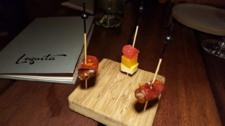 pintxos-remolacha-gold-beet-grapefruit-gorratxa-and-datil-da-vall-farms-honey-date-valdeon-cantimpalo-chorizo