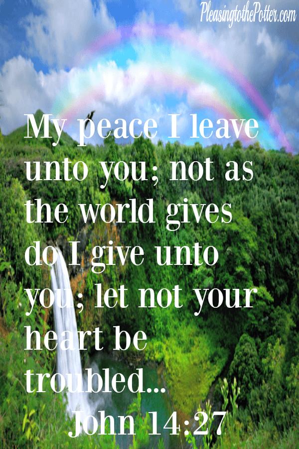 Fruit of the Spirit-Peace