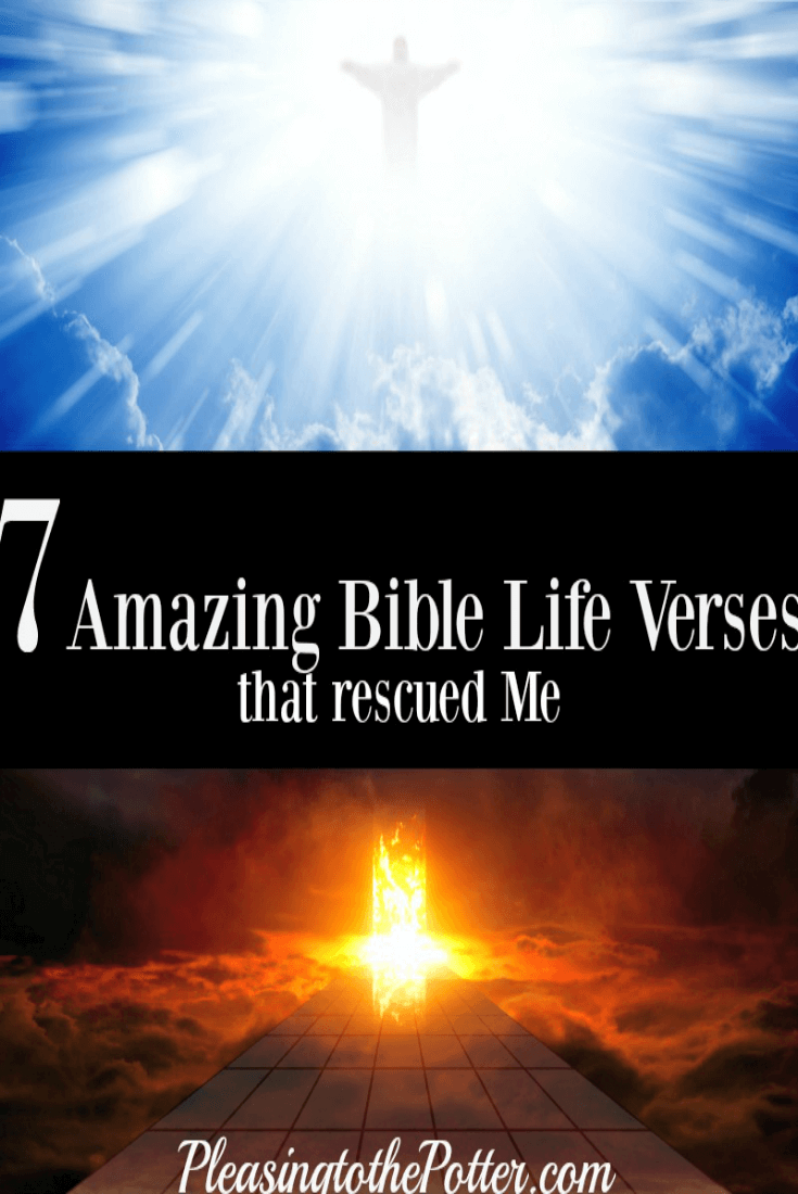 7 Seven Amazing Bible Life Verses that  God continues to guide me on the Pathway of Life