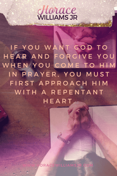 REPENTANT HEART
