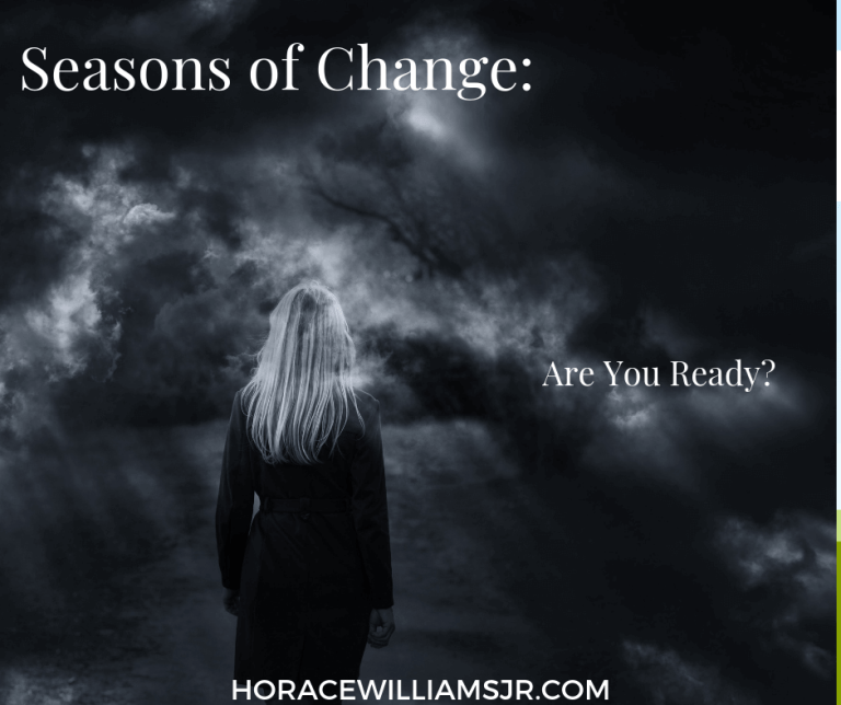 Seasons of Change: Are You Ready?