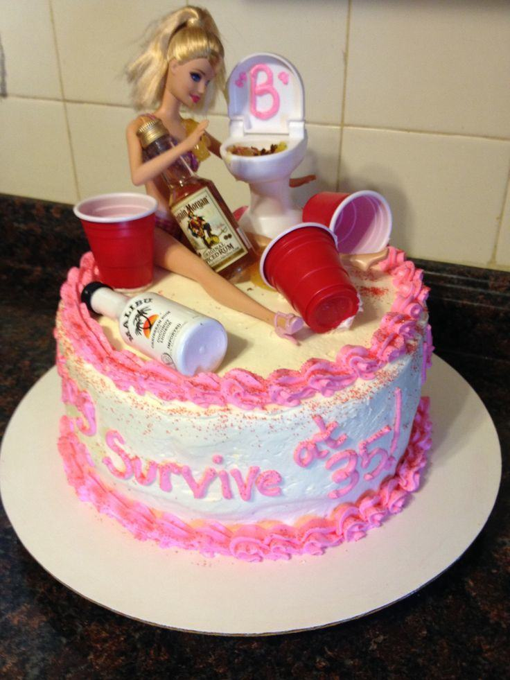 21 Clever And Funny Birthday Cakes