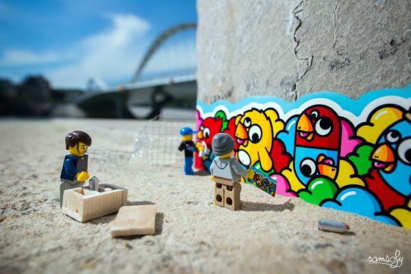 LEGO Miniature Photography