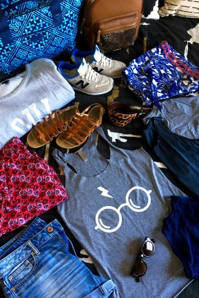 how to pack for orlando in a carry-on