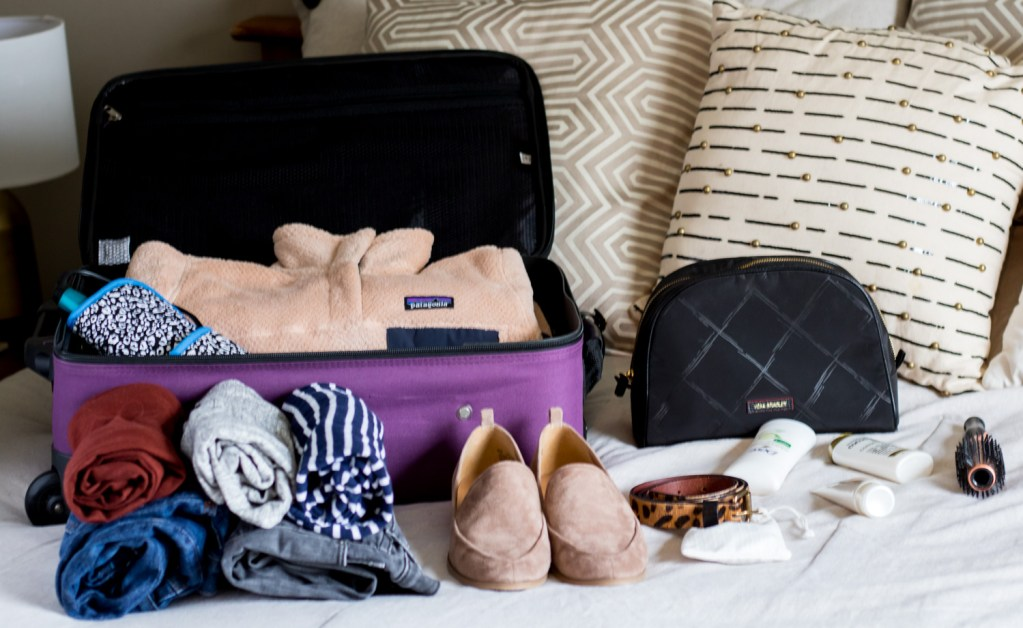 3 packing hacks that will actually save you space