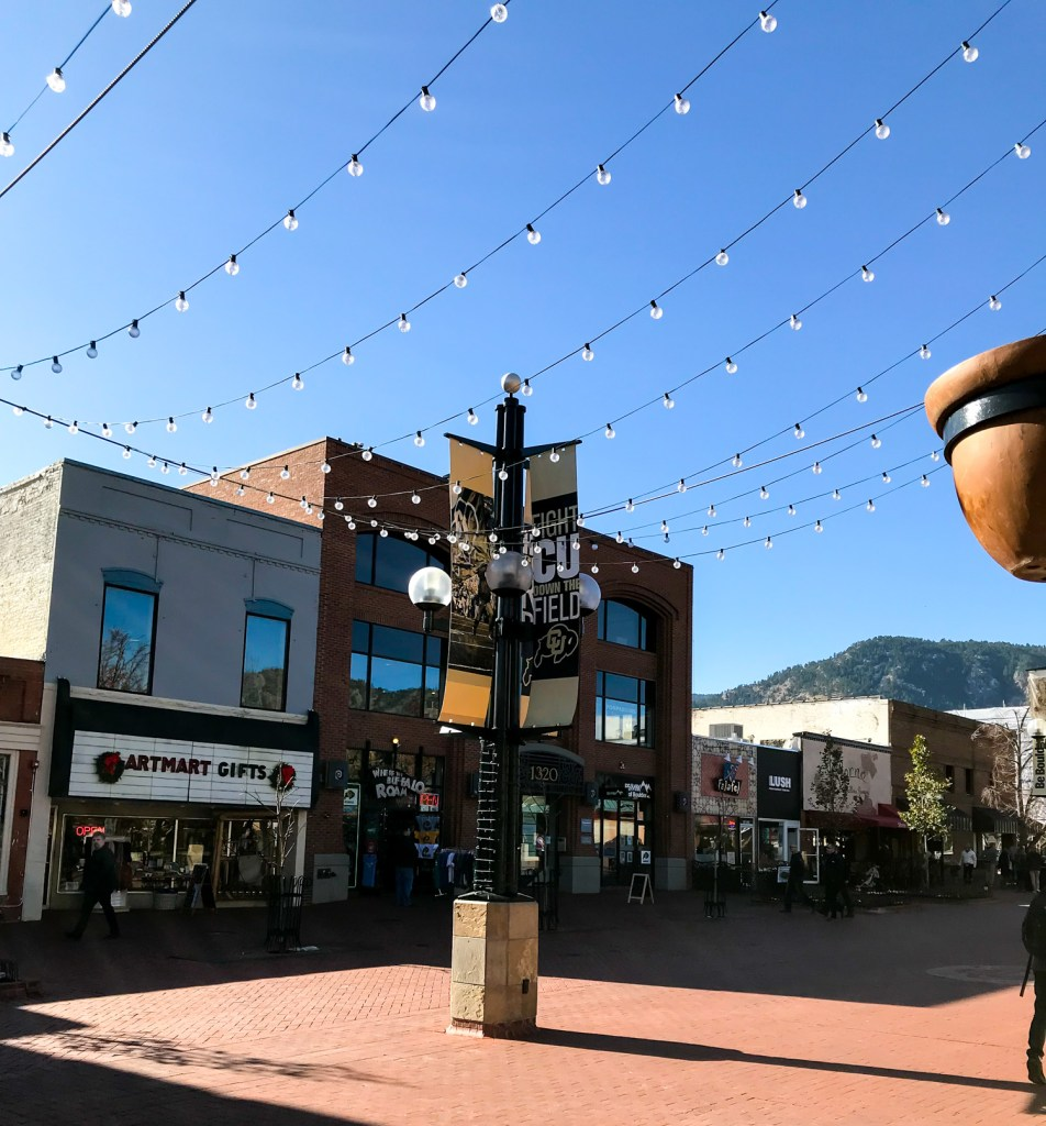 Day-trip to Boulder Travel Guide