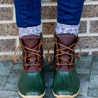 winter boots you'll actually want to wear