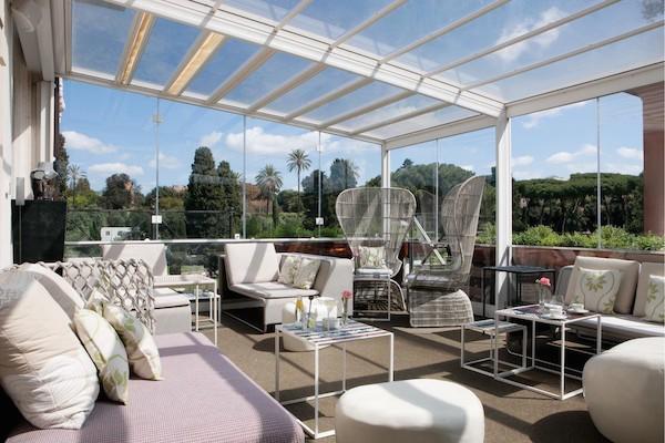 City Trip en Italie part 2  Un htel et restaurant avec vue sur le Colise  PLEAZ