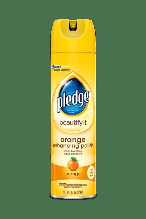 Lemon Enhancing Polish  Pledge