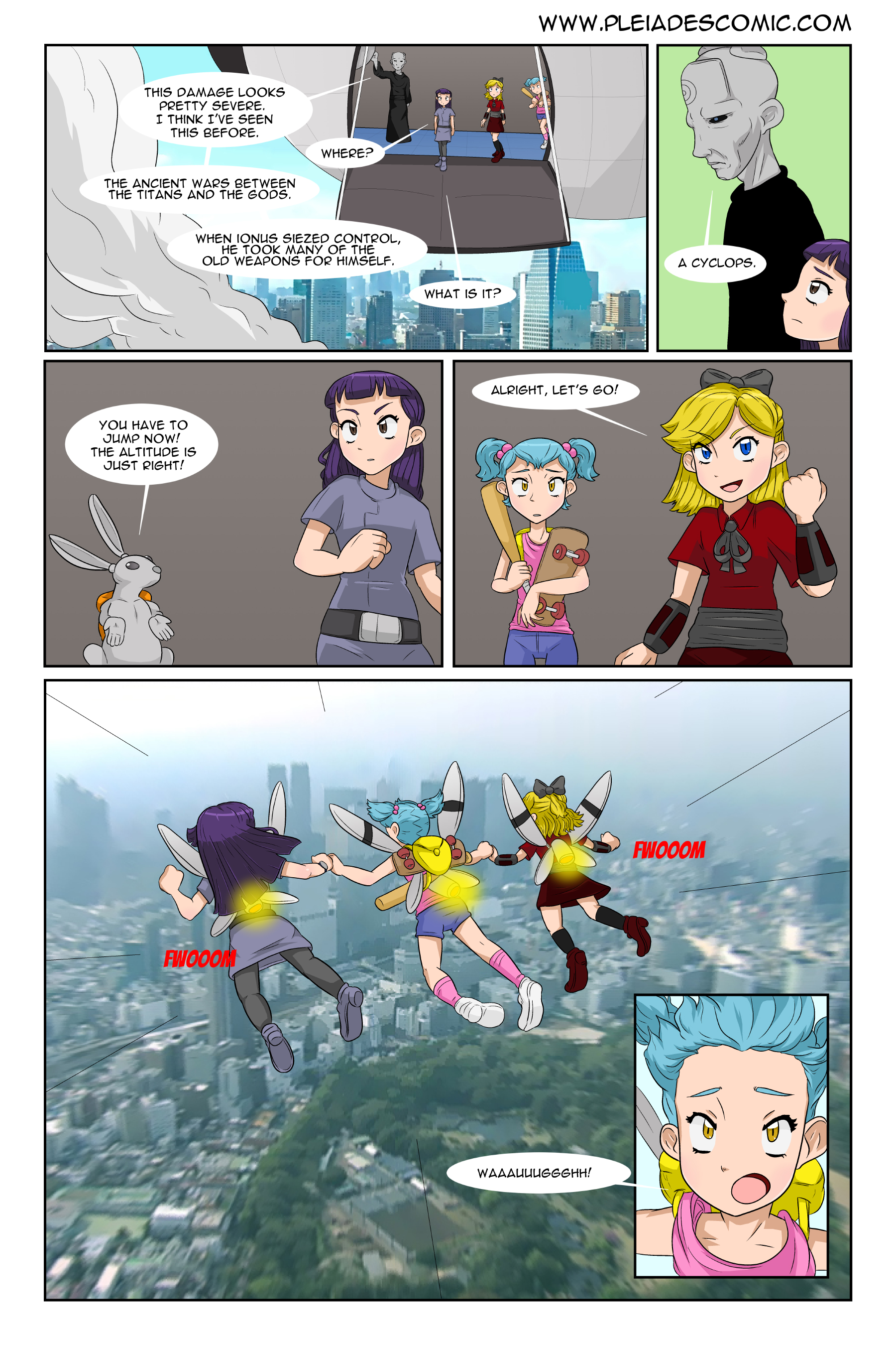 Episode 3: Wrath of the Cyclops – Page 8