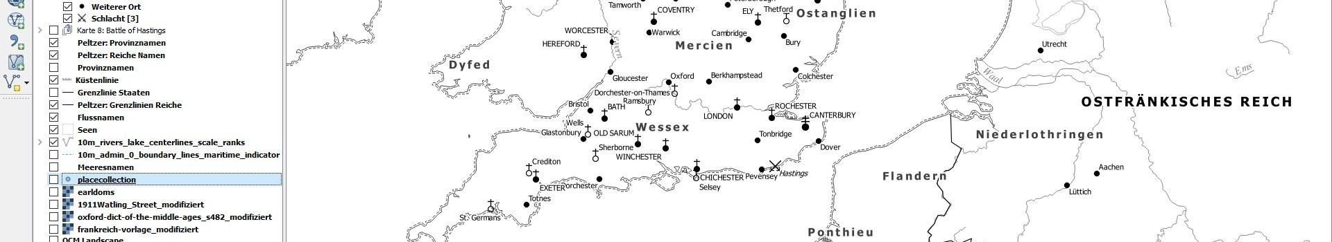 Fun with Maps (Teil 11) – Spaß mit Datenbanken