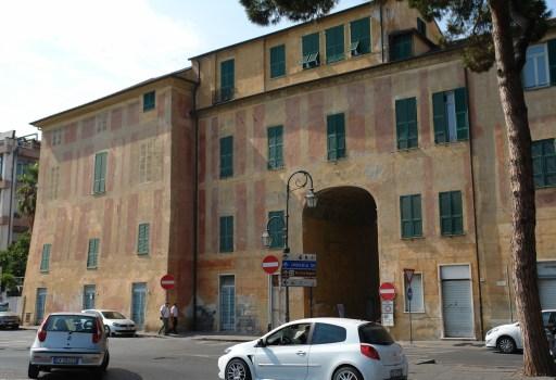 Tor zur Altstadt von Albenga