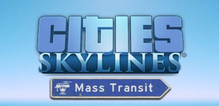 Cities Skylines   Mass Transit Logo