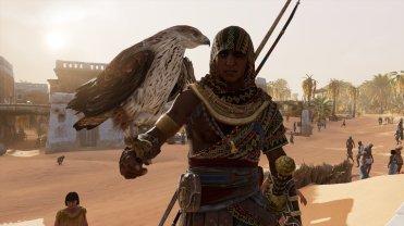 Assassins Creed Origins   Adler Senu