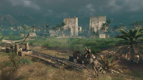 Assassins Creed Origins | Memphis
