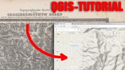 QGIS-Tutorial - Georeferenzieren