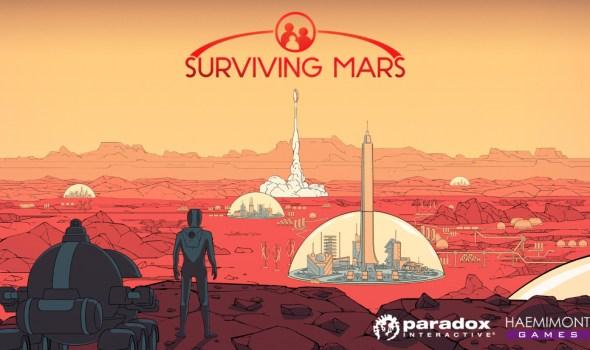 Surviving Mars – Wir kolonisieren den roten Planeten!