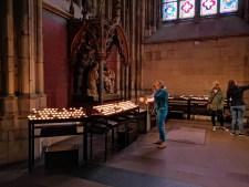 Kerzen im Kölner Dom