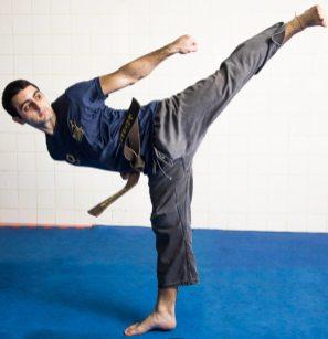 Taekwondo - João Toogood Pitta
