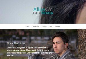 Allan CM - Site