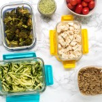 vegan meal prep 1 week plan