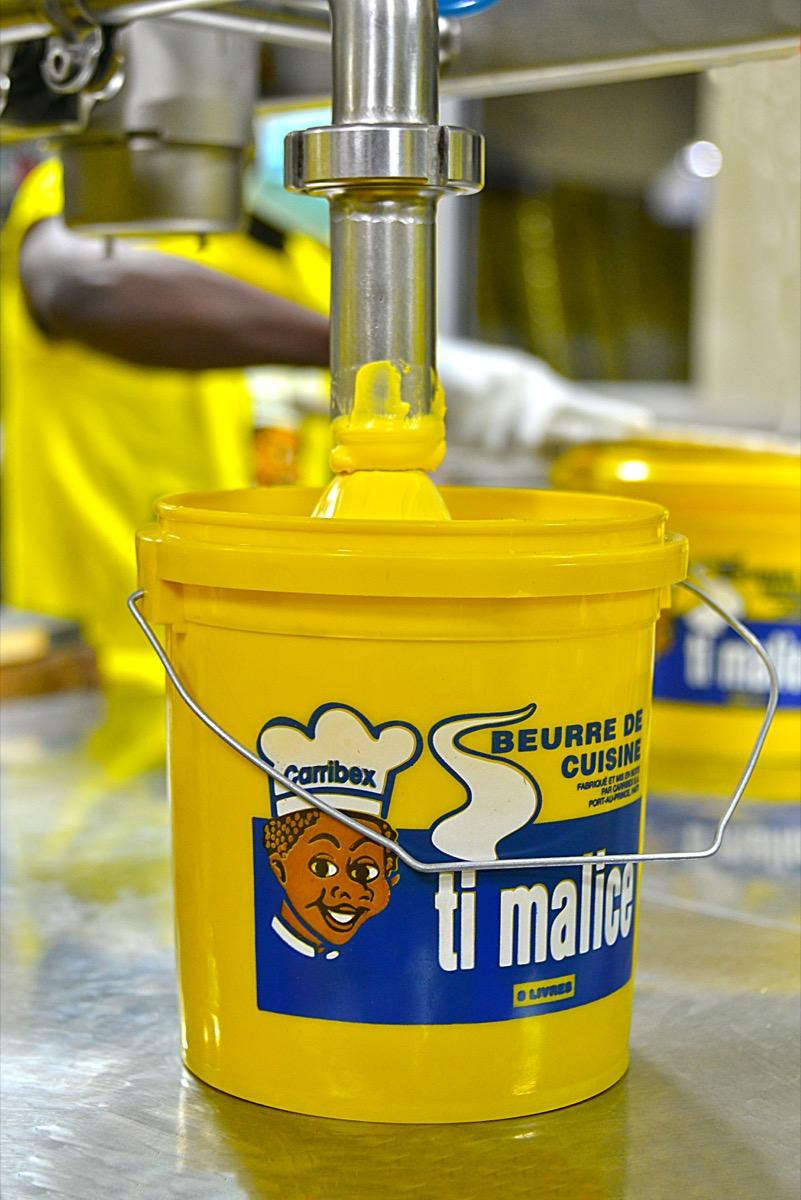 Cooking Butter  Beurre De Cuisine 25kg 8LBS 12 Case of 4  Plenum Global Inc  SA