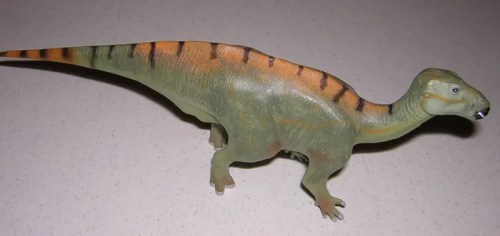 Iguanodon (Walking with Dinosaurs Collection by Toyway ... Walking With Dinosaurs Allosaurus Toy