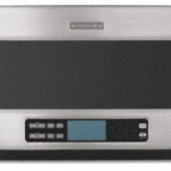 Kitchen Aid Microwaves Wood Cabinets Khms2050sss Kitchenaid Architect Series Ii