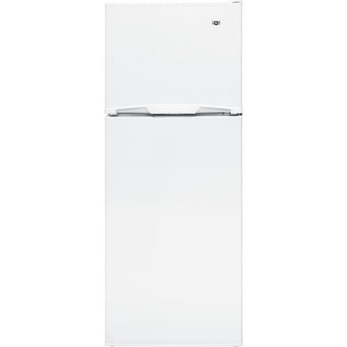 General Electric GTR12HBDWW 11.8 cu. ft. Top-Freezer