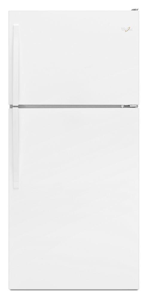 Whirlpool WRT108FZDW 30 Inch Top-Freezer Refrigerator with