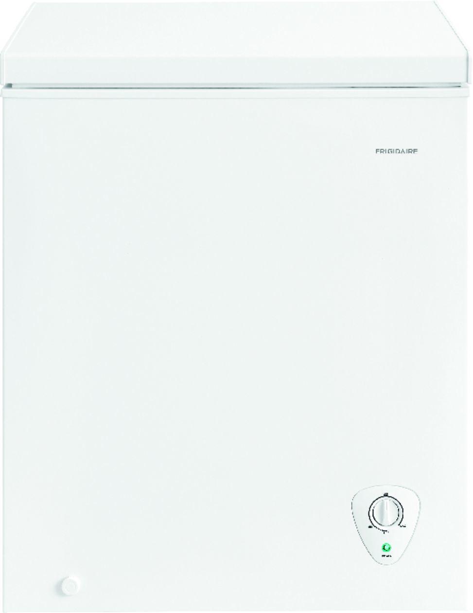 Frigidaire FFFC05M2UW Freestanding Compact Chest Freezer