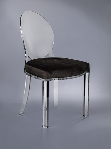 Opal Chair Plexi Craft Signature Collection