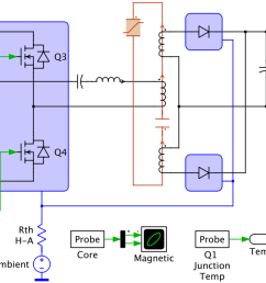 mosfet resonant dcdc converter circuit diagram with high efficiency wiring diagram for you [ 1332 x 682 Pixel ]