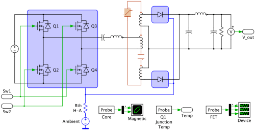 small resolution of mosfet resonant dcdc converter circuit diagram with high efficiency wiring diagram for you