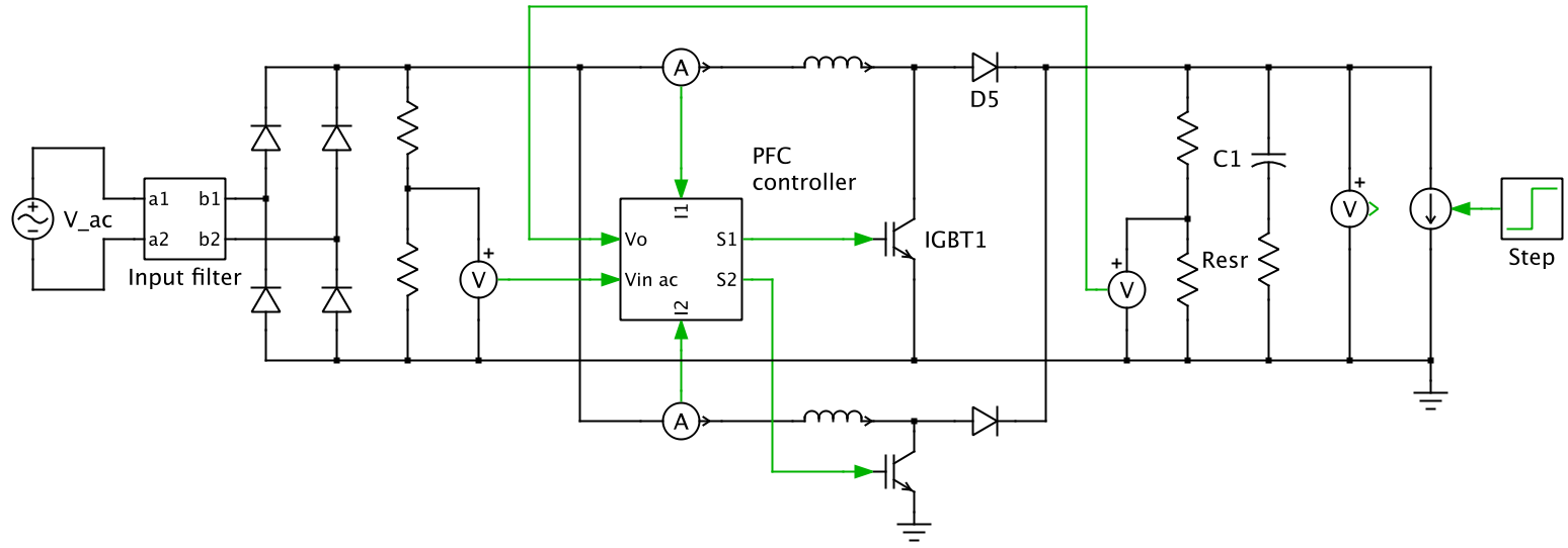Dc To Ac Circuit Diagram