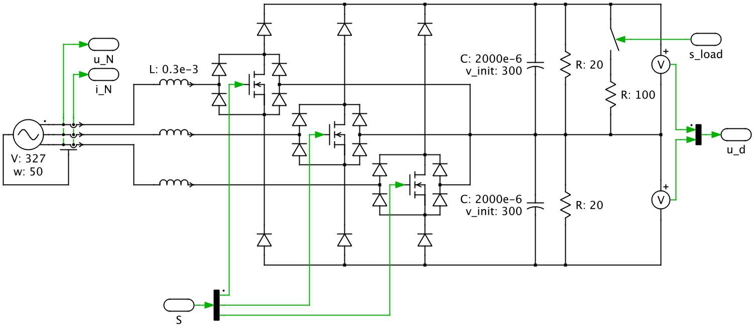 diagram diagram of a vienna wiring diagram schematic circuit